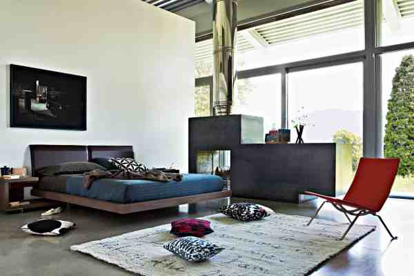 modern bedroom design 50 Modern Bedroom Design Ideas