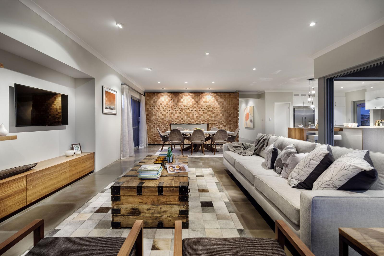 Super Cozy Elegant Home Combines Craftsmanship With Rustic
