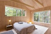 Simple Wooden Bedroom Design