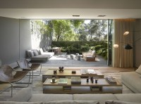 This Living Room Transforms Seamlessly from the Indoor to ...