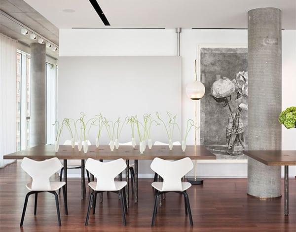 Columns In Interior Design Decorating Ideas By Sheldon
