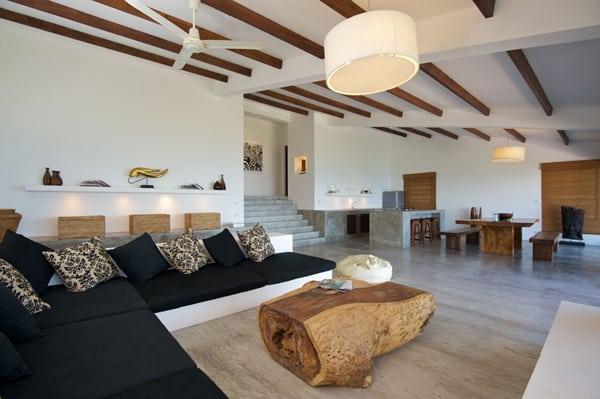 Contemporary Tropical Interior Design