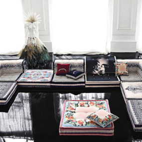 beautiful living room images rooms to go cindy crawford roche bobois mah jong sofa in jean paul gaultier designed ...