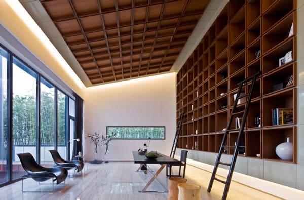 Study Room Interior Design Inspiring Idea