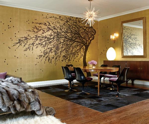 Multi Color Interior Design by Anna Coyle