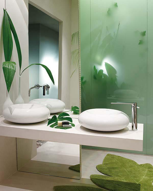 Nature Inspired Bathroom Design