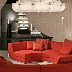 Images Of Living Room With Red Sofa Window Sill In Design Interior Idea By Marcel Wanders 2