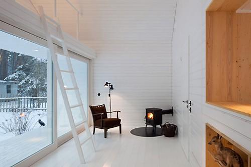 Summer House Interior Design Ideas From Berlin