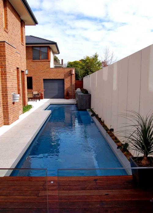 5 modern lap pool design ideas