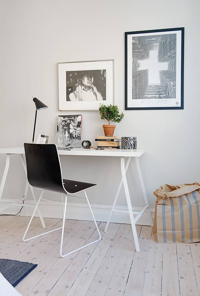 20 Trestle Desk Ideas for the Hottest Trend