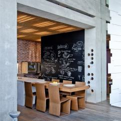Kitchen Blackboard Design Online Chalkboard Wall Trend Comes To Modern Homes 38 Inspirational Ideas View In Gallery 1s