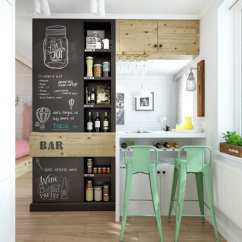 Kitchen Blackboard Design Software Mac Chalkboard Wall Trend Comes To Modern Homes 38 Inspirational Ideas View In Gallery 2s