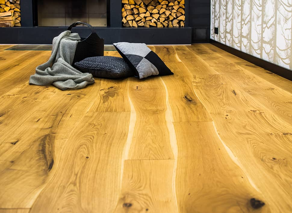 10 Amazing Wood Floors that will Knock Your Socks Off