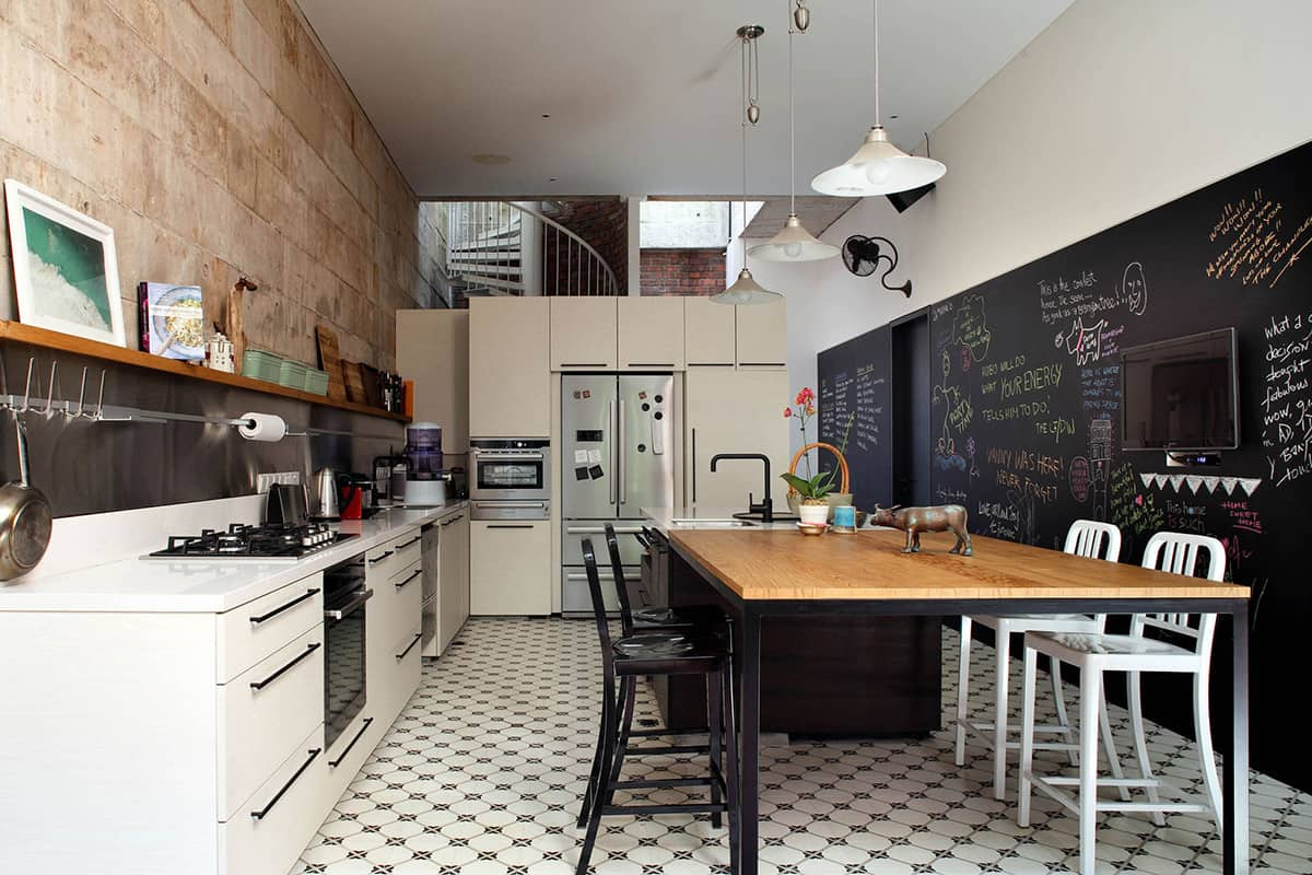 chalkboard in kitchen appliances for sale 3 confirmed modern interior architecture trends