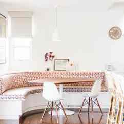 Small Round Kitchen Table And Chairs Moen Banbury Faucet 22 Breakfast Nook Designs For A Modern Cozy Dining