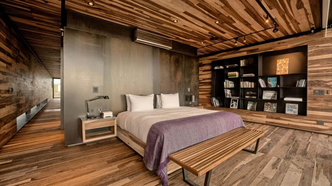 18 Wooden Bedroom Designs To Envy (updated