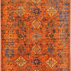 Modern Living Room With Persian Rug Beige Sofa Ideas 50 Most Dramatic, Gorgeous, Colorful Area Rugs For ...