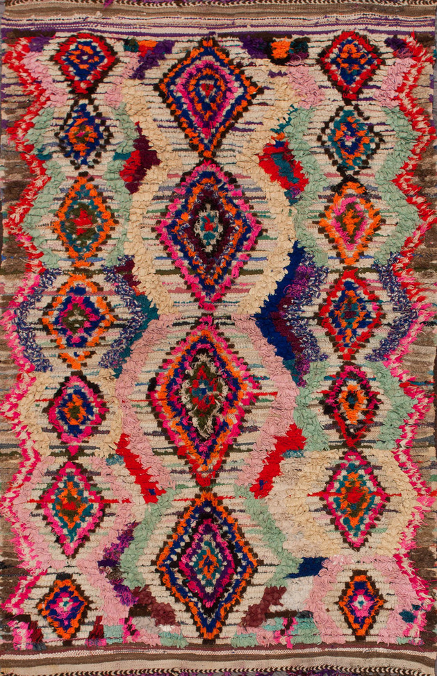 50 Most Dramatic Gorgeous Colorful Area Rugs for Modern