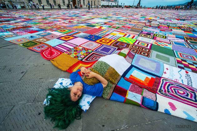 Blanket Holiday Crochet