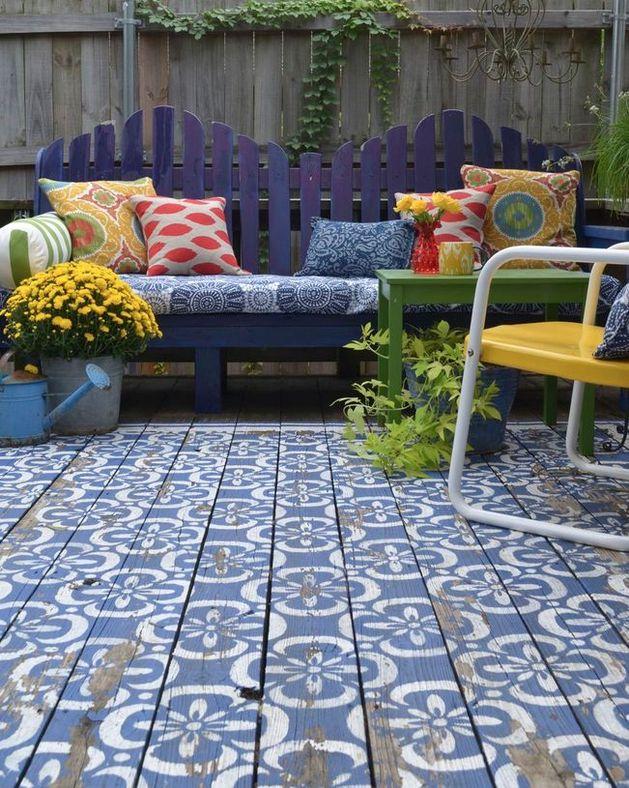 Moroccan Patio Furniture