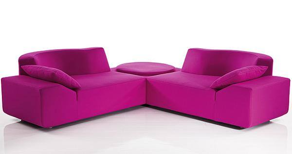 ultra modern sectional sofa ladybug by