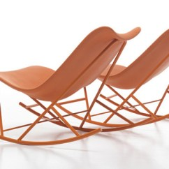 Outdoor Rocking Chairs Girl Potty Chair From Sintesi Thinking Machine View In Gallery Armchair 3