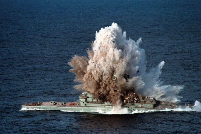Gemiye Torpido İsabet Ederse