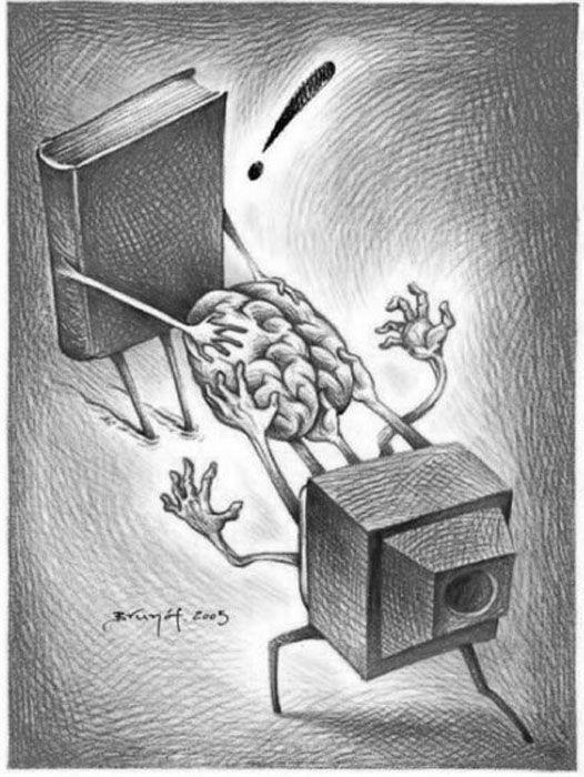 Kitap mı?Televizyon mu?