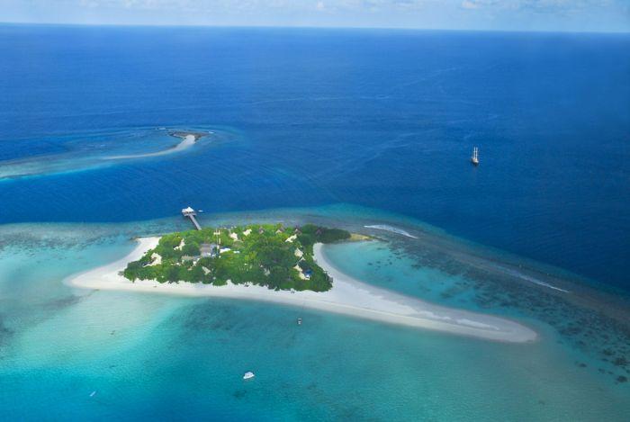maldivler'deLüks Çadır otel(26 Fotograf)