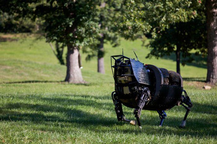 Yeni Nesil Robotlar (32 Fotograf)
