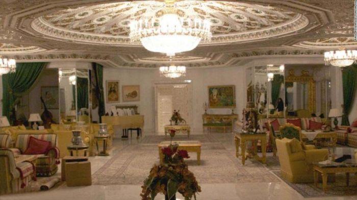 Eski Tunus Hükümdarı Zine El-Abidine Ben Ali'nin Sarayı(24 Fotograf)