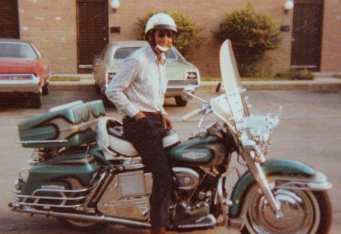 Motosiklet Severin En Son Dileği (6 Fotograf)
