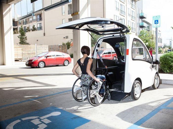 Kenguru - Tekerlekli Sandalye Kullanıcıları İçin Üretilen Araç (11 Fotograf)