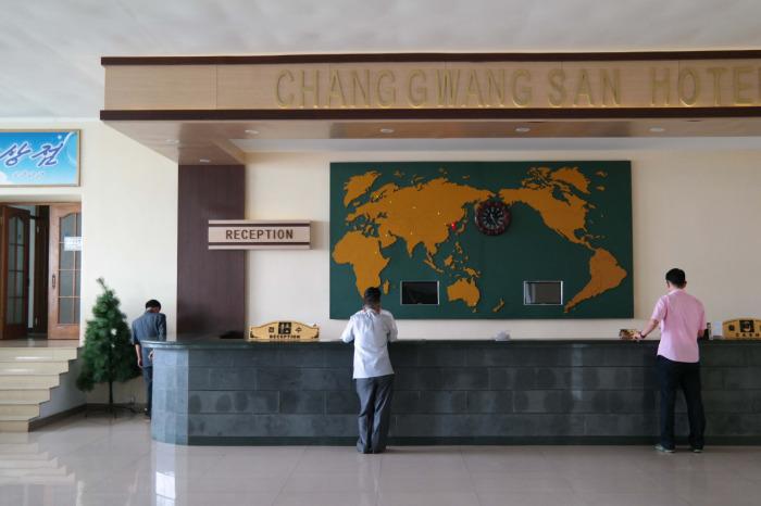 Kuzey Kore Kamu Binalarının İç Kısımları (42 Fotoğraf)