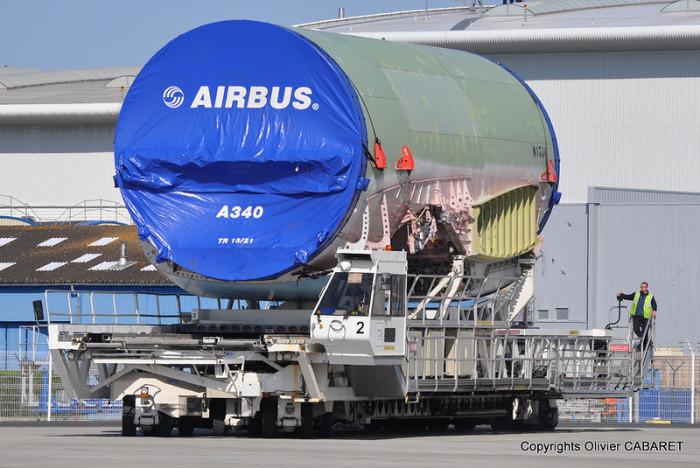 Airbus Beluga Nakliye Uçağı (11 Fotoğraf)