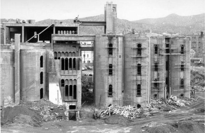 Eski Çimento Fabrikası ve Bir Mimar'ın Sıradışı Hayali (22 Fotograf)