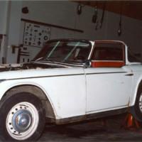 1967 TR4A