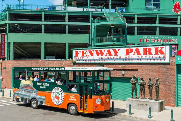 20 Old Town Trolley Tours Boston Pictures And Ideas On Meta Networks