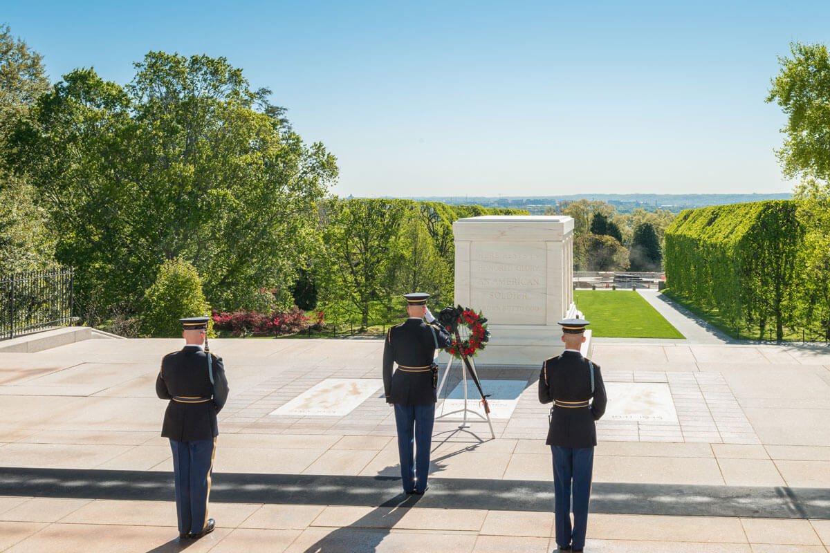 Arlington National Cemetery Information Guide