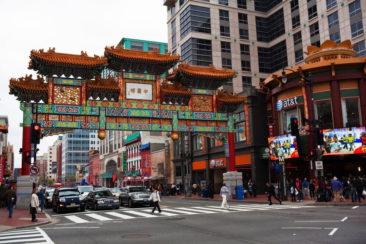 Things To Do In Chinatown Washington DC