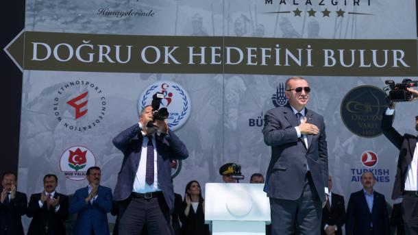 Erdogan: FETO je samo pion u ovoj igri