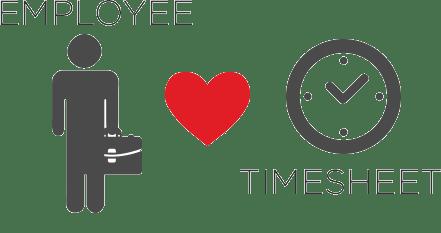 gps time clock app - track employee