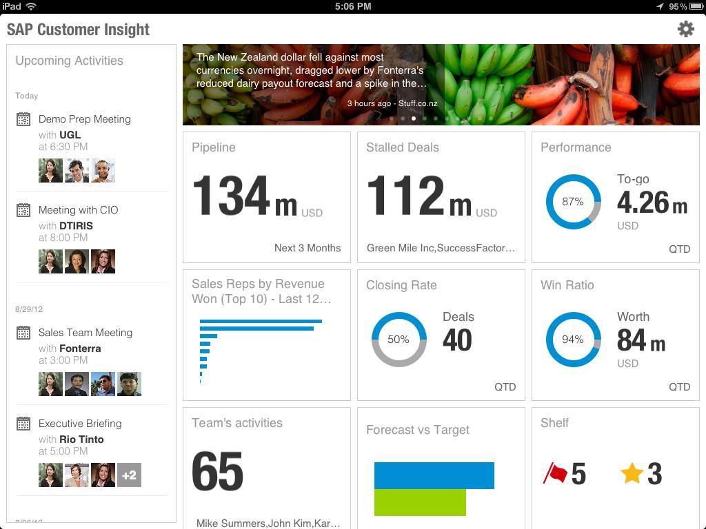hight resolution of sap rolls out new sales ondemand mobile app