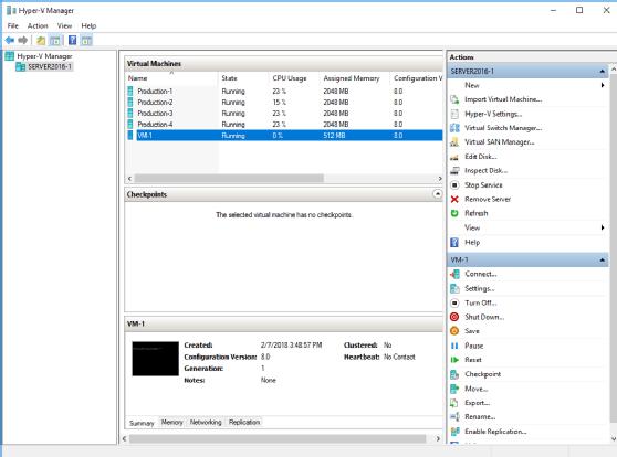 VM-CPU-Auslastung