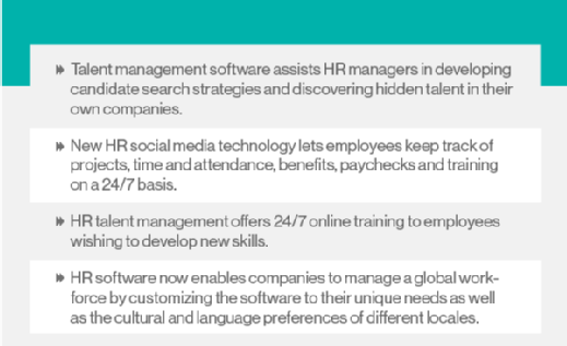 What is HCM software and what are the HR software benefits