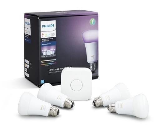Akıllı ev Philips Hue akıllı aydınlatma