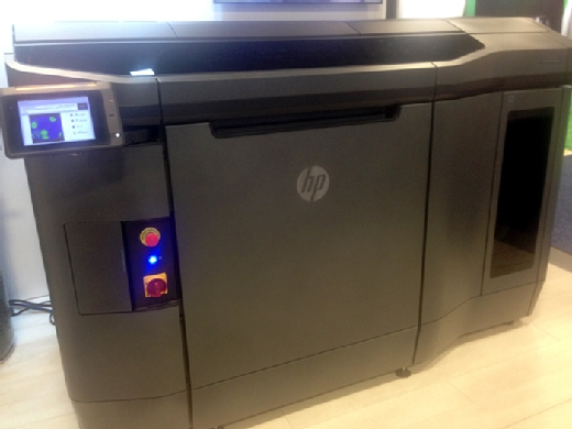 The HP Jet Fusion 3D 4210 is an industrial-grade machine intended to make 3D printing cost-effective.