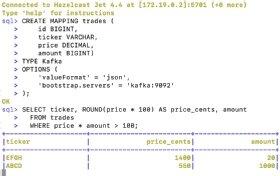 Hazelcast Jet 4.4 adds new SQL capabilities.
