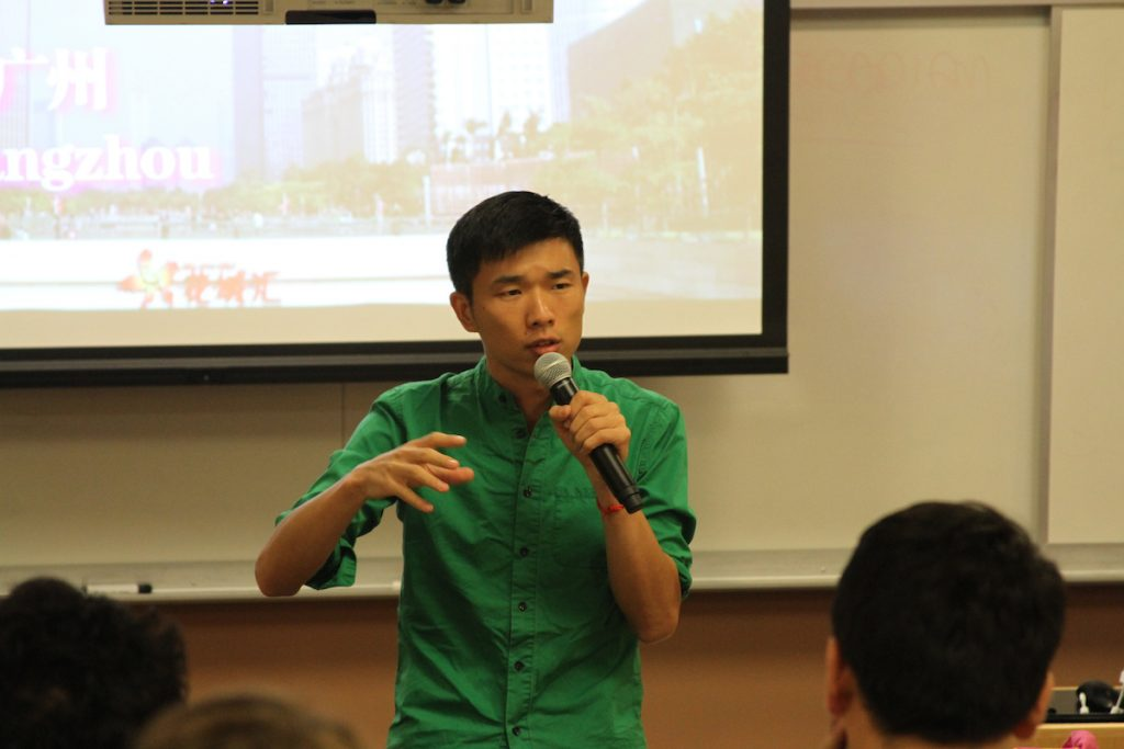 Queer Chinese filmmaker Popo Fan discusses work. life - The Tufts Daily