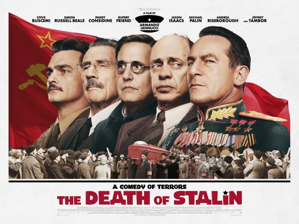 'Death of Stalin' provides commentary on authoritarianism. cheap laughs. but not much else - The Tufts Daily